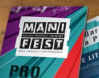 MANIFEST - Arte, Música e Gastronomia