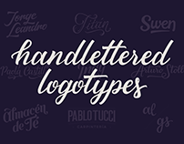 Handlettered Logotypes I