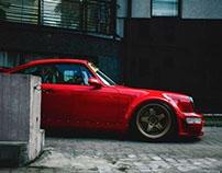 Porsche RWB Lowdaily Russia