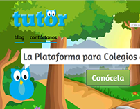 Tutor Multiplex Brand & Website