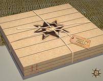 Timbuk2 Studios Cargo Box (Package & Brand Identity)