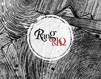 Rangishq - Monoprinted Cushion Covers