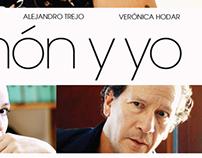 "Movie poster ""Simon y Yo"""
