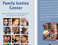 Alameda County Family Justice Center Brochure