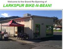 Larkspur Bike N bean