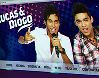 Lucas e Diogo