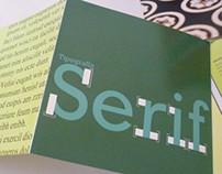 Glosario de diseño: Sangría y Serif
