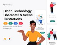 Character Illustration Kit