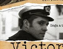 "Movie poster ""Victoria"""