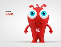 Kool Mascot/ Characters 2.0
