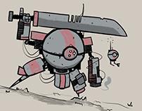 Robot-a-day