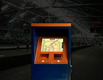 ATVM - Redesigning User Experience