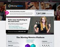 Moving Metrics Designs