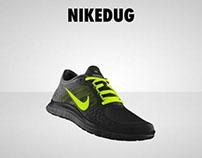 NIKE Shoes Dug version