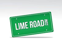 Lime Road Identity and Website Design