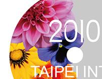 2010 TAIPEI INT'L FLORA EXPO