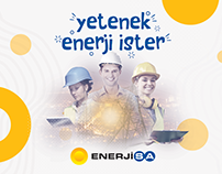 EnerjiSA - Enter Genç Yetenek Programı