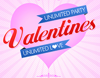 Valentines Unlimited Party, Unlimited Love