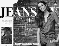 Malwee Jeans - Grid/Motion Graphics