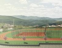 Rende Progetto Riabilitazione Parco Sportivo a Blufi