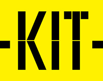 Kit Form Typeface (Antony Burrill)