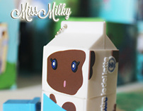 MissMilky - In Milk We Trust