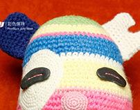 MOJU 彩色彈珠 / MOJU Knitting Dolls