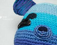MOJU 假期 / MOJU Knitting Dolls