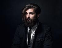 Dark Portrait Series