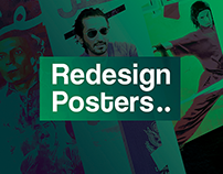 Redesign Posters