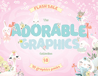 The Adorable Graphics Collection