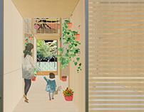 [ARQ] Módulo Comercial - Gazebo Flores