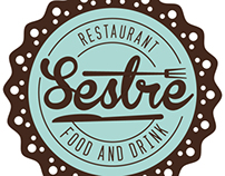 Sestre restaurant, work in progress