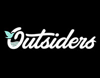 Outsiders Core Logo
