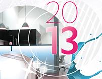 Happy New Year 2013 # BORN 2 BE COM