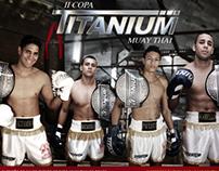 II Copa Titanium