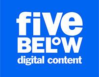 Five Below Digital Content