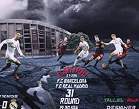 El Classico-Rma Vs Fcb 2016