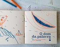 O DOM DA PALAVRA, children's book