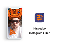 Kingsday Opblaaskroon