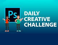Daily Creative Challenge - Photoshop