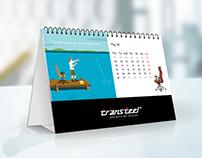 Transteel Calendar 2016
