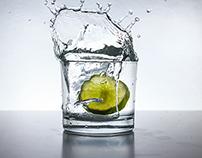 Splash-Shooting