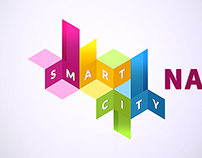 Logo Concept 2 for Smart City Nashik