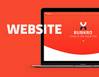 Bunkro website