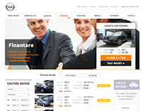 Used Cars - homepage