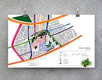 Urdu Bazaar Navigation | Mapping