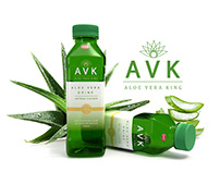 Aloe Vera King Re brand