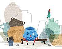 Illustration for Children 's Literature