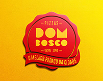 Proposta Pizzaria Dom Bosco / Nova Identidade Visual